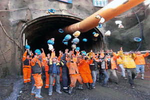 "<div class=""bildtext_en"">Tunnel breakthrough celebrated on February 24, 2013</div>"