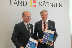 "<div class=""bildtext_en"">In late February ASFINAG board member Alois Schedl (left) together with the governor of Kärnten Dr. Peter Kaiser presented the 2017 investments for traffic safety, relieving congestion and maintaining the existing infrastructure</div>"
