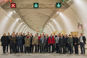 """<div class=""""bildtext_en"""">COSUF staged its third forum for safety officers for European road tunnels at the end of March 2014 </div>"""