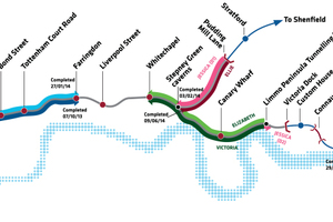 "<div class=""bildtext_en"">At a glance: The progress of Crossrail's tunnelling projects on the level of mid-June 2014</div>"