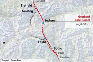 """<div class=""""bildtext_en"""">The Gotthard Base Tunnel's route alignment</div><div class=""""bildtext_en""""></div>"""