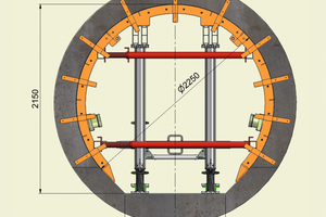 "<div class=""bildtext_en"">Cross section section through the tunnel.</div>"