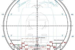 """<div class=""""bildtext_en"""">Tunnel profile with point definition for documenting the geometry</div>"""