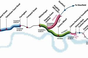 """<div class=""""bildtext_en"""">Site plan of the Crossrail tunnel projects (blue C300/310/435)</div>"""