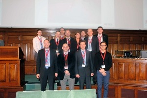 Speakers at the 4th BASF TBM Conference in London, England