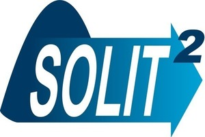 8  Logo for the Safety of Life in Tunnels 2 – SOLIT<sup>2</sup> research project<br />