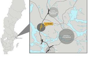 """<div class=""""bildtext"""">Die Stadtumfahrung """"Förbifart Stockholm"""" ist eine neue dreispurige Autobahn, die den Süden (Kungens Kurva) und den Norden (Häggvik) der Stadt verbindet. Um die Umwelt zu schonen, wird die 21 km lange Straße größtenteils unter der Erde verlaufen</div>"""