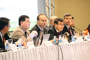 "<div class=""bildtext_en"">Søren Degn Eskesen, ITA president, chaired the second part of the General Assembly at Foz do Iguaçu, Brazil</div>"