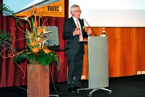 Peter Teuscher on findings relating to the operation of the Lötschberg Base Tunnel