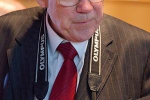 1Prof. Dr.-Ing. Alfred Haack feierte im Oktober 2010 seinen 70. Geburtstag<br />