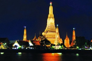 The capitol city Bangkok and the country of Thailand have much to offer