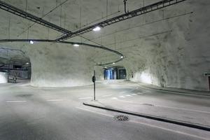 City Service Tunnel Kehu in Helsinki