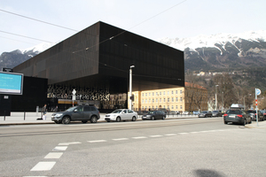 """<div class=""""bildtext_en"""">The BrennerCongress 2014 was held in the new facilities at the Congress Messe Innsbruck fair and exhibition centre</div>"""