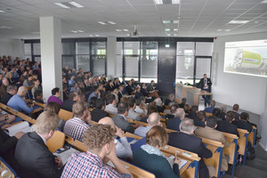 "<div class=""bildtext_en"">Some 200 visitors turned up for the Third Münster Tunnelling Colloquium</div>"