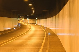 """<div class=""""bildtext_en"""">A second tunnel in Stuttgart, the B295 tunnel in Stuttgart-Feuerbach was provided with a Sikagard-260 WPU wall coating at the same time.</div>"""