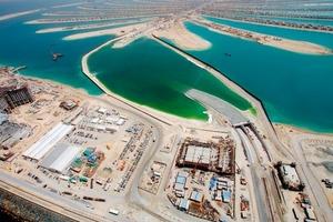 2The Palm Jumeirah Tunnel in Dubai<br />
