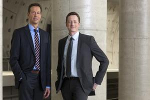 "<div class=""bildtext_en"">Since 1 January 2016, Christian Kotz-Pollkläsener (right) has reinforced the board of Zetcon Ingenieure alongside Ulrich Pöggeler | </div>"