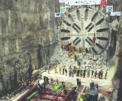 "<div class=""bildtext_en""><strong>1</strong>	Breakthrough of SMART TBM in 2006</div>"