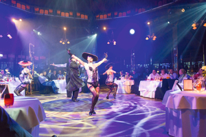 """<div class=""""bildtext_en"""">Great entertainment: the """"Teatro Colosseo's"""" well worth seeing evening programme rounded off day 1 at the conference </div><div class=""""bildtext_en""""></div>"""