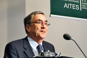 Claude Berenguier steps down as ITA secretary-general