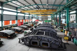 Herrenknecht Formwork lieferte für das Projekt millimetergenaue Schalungen für die Produktion von 18 t schweren Tübbingen <br />