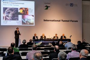 International Tunnel Forum at the InnoTrans 2012