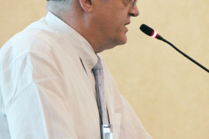 """<div class=""""bildtext_en"""">Martin Muncke (Austria), who is in charge of WG 21: Life Cycle Asset Management</div>"""
