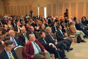 More than 430 participants joined the international conference in Dubrovnik from april, 7 to 9, 2011<br />