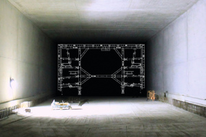 """<div class=""""bildtext_en"""">The Hahnenkamp Tunnel in Bad Oeynhausen is produced in part-monolithic design – in other words without working joints between the wall and floor.</div>"""