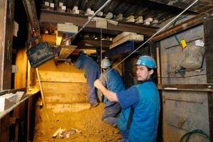 4 Producing rectangular tunnels<br />