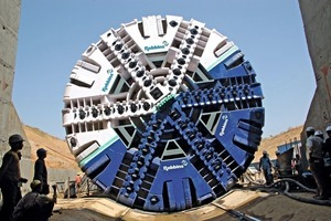 "<div class=""bildtext_en"">Hybrid EPBs, such as this 10 m diameter Robbins machine supplied for India's Sleemanabad Carrier Canal, are gaining in popularity</div>"