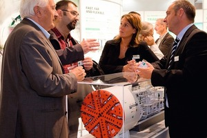Communications are written with capital letters again at the 2012 InnoTrans