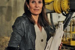 "<div class=""bildtext_en"">Tunnel sponsor Susanne Ramsauer on July 19, 2013</div>"