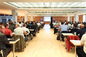 "<div class=""bildtext_en"">5<sup>th</sup> International Tunnel Forum in Leipzig – attentive listeners</div>"