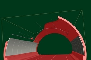 3D model of tunnel and section pipe design [8]<br />