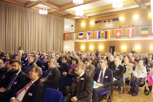 """<div class=""""bildtext_en"""">The 23<sup>rd</sup> Darmstadt Geotechnics Colloquium was held on 10 March 2016 with an audience of about 350 participants 