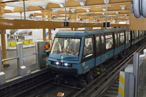 "<div class=""bildtext_en"">Siemens has received an order from the Paris transit authority RATP (Régie Autonome des Transports Parisiens) to supply the train control equipment and operational control system for the extension of the driverless metro line 14 in Paris. In 2011 Siemens had equipped Line 1 (photo) with the fully automatic Trainguard MT train protection system for driverless operation</div>"