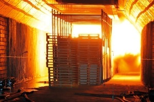 Full-scale fire tests (over 200 MW HRR before triggering FFFS) [8]