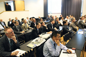 "The ITA-COSUF workshop 2011 in Helsinki ""Designing Underground Safety – How far to go?"" aroused great interest"
